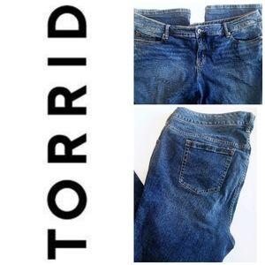 Boot Cut Stretch Jeans | Torrid | 22R